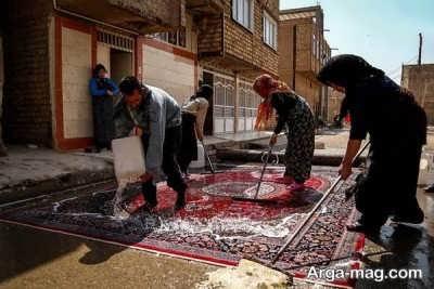 عید نوروز در قدیم