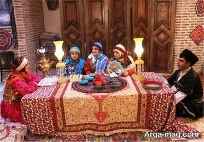 عید نوروز در گذشته