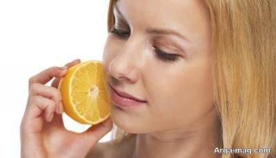 مراحل تهیه ماسک پرتقال