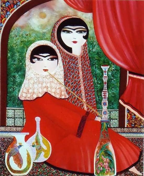 کارت پستال عید نوروز 98