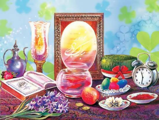 عکس پروفایل زیبای عید نوروز 98