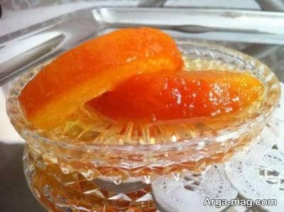 مواد لازم برای تهیه مربای پوست نارنج