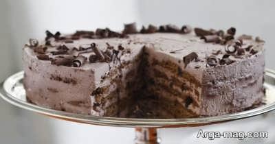 روش تهیه کیک موکا