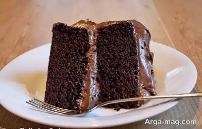 آموزش تهیه کیک موکا