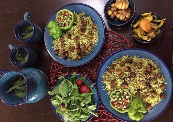 پیشنهاد آشپزی با منوی شیرازی