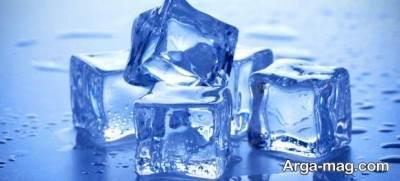 استفاده از یخ برای تسکین درد دندان عقل