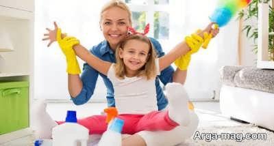 مسئولیت پذیری در بچه ها