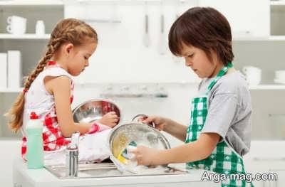روش هایی برای مسئولیت پذیر کردن بچه ها