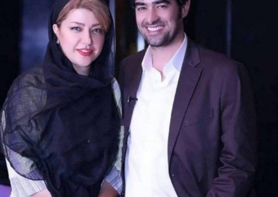 نگاه دقیق شهاب حسینی و همسرش