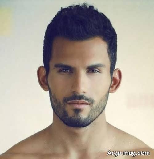ریش مردانه زیبا