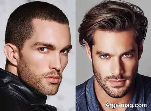 ریش مردانه زیبا و بی نظیر