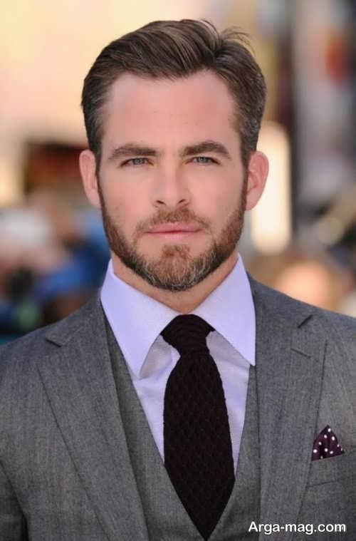 ریش زیبا و شیک مردانه