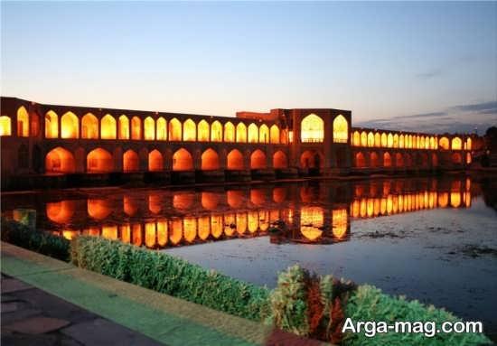 آشنایی با مکان های دیدنی اصفهان