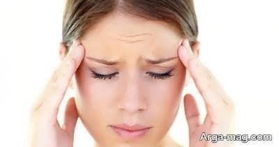 درمان سردردهای سینوسی با کمپرس سرد و گرم