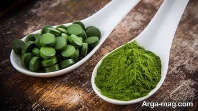 جلبک Spirulina