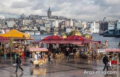 هزینه خالص سفر به ترکیه