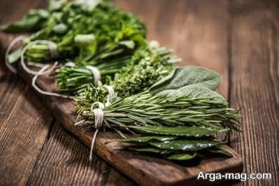 فوت و فن های نگه داری از سبزیجات
