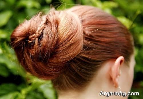 مدل موی دخترانه گوجه ای