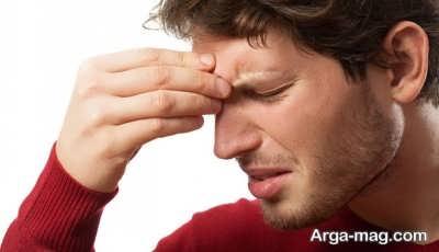 روش های بهبود سردرد سینوسی