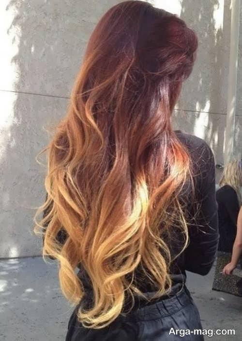 مدل مو بلند و شیک زنانه