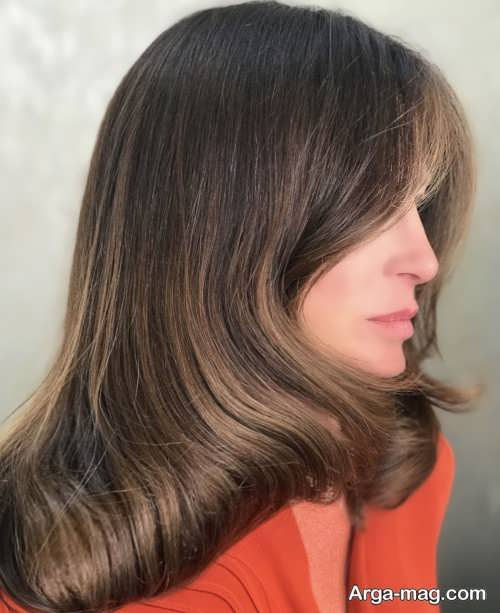 مدل موی زنانه ۹۸ با استایل های جذاب برای موهای کوتاه و بلند