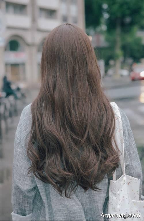 مدل موی زنانه بلند 98