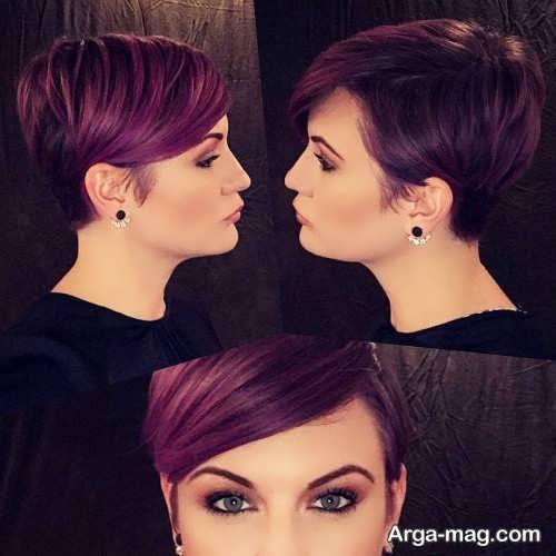 مدل کوتاهی موی زنانه