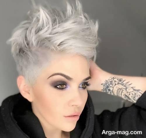 مدل مو فشن و زیبا زنانه