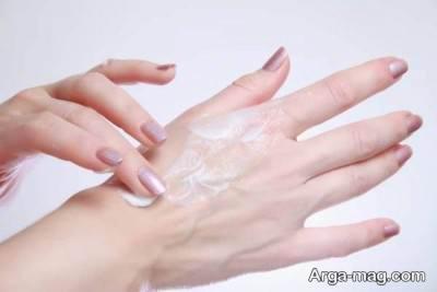 روش های طبیعی از بین بردن چروک دست