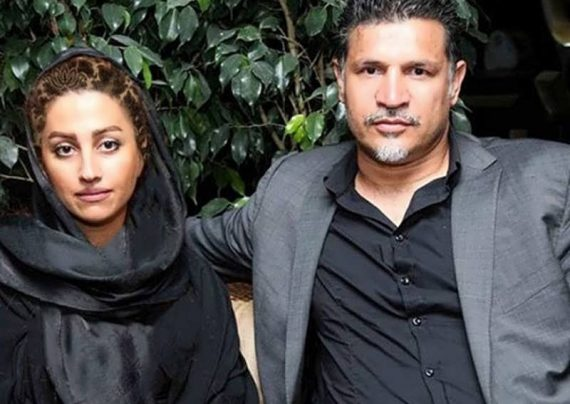 عکس های متفاوت علی دایی و همسرش