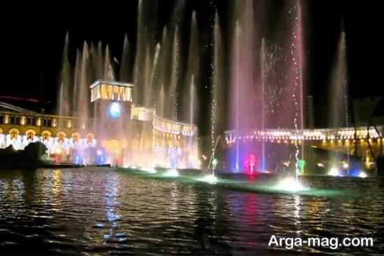 نمایی از ارمنستان
