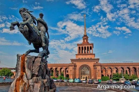 ارمنستان و جاذبه ها