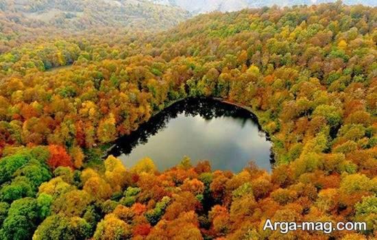طبیعتی از ارمنستان