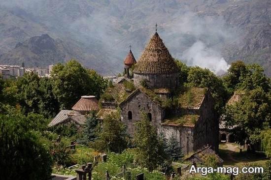 صومعه در ارمنستان