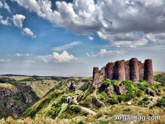 جاذبه ها و مکان های دیدنی ارمنستان