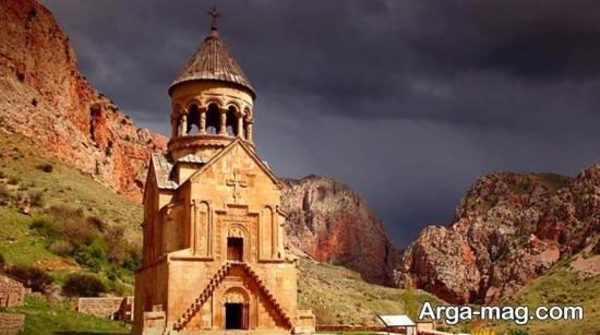 مکان های دیدنی جذاب ارمنستان