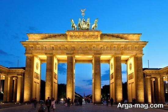مکان های دیدنی در برلین