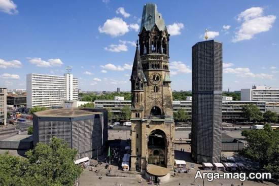 جاذبه های دیدنی برلین