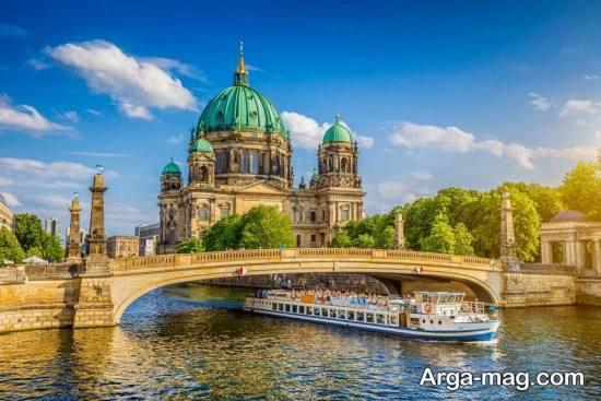 مکان های دیدنی پر جاذبه برلین