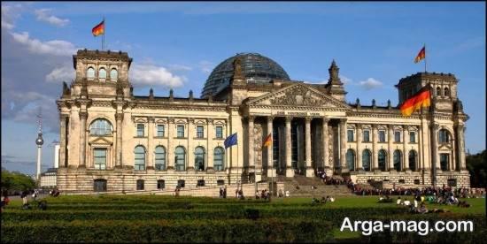 مناطق دیدنی برلین