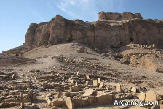 مکان های توریستی دزفول