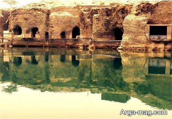 مکان های گردشگری دزفول