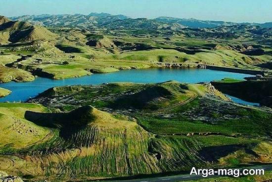 دریاچه دزفول