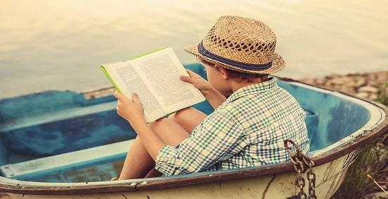 آسان ترین روش برای عادت به کتابخوانی