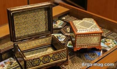 صنایع دستی مشهور اصفهان