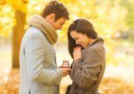 ایده رمانتیک پیشنهاد ازدواج