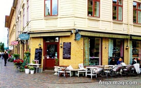 مکان های دیدنی در گوتنبرگ برای توریست
