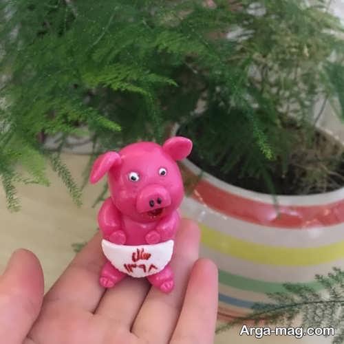 عروسک خوک برای سال 98