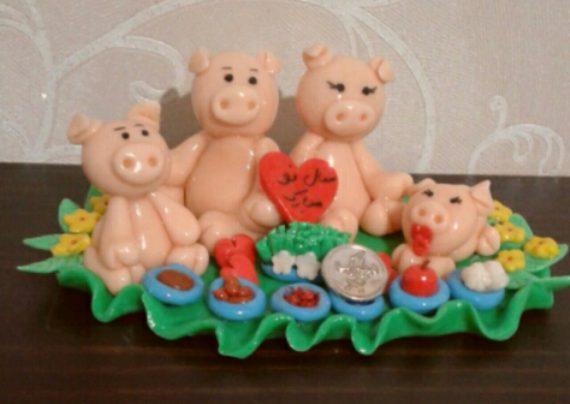 هفت سین خوک