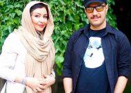 عکس زیبای جواد عزتی و همسرش